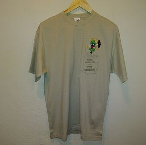 Marvin the Martian Warner Bros. Tee Shirt